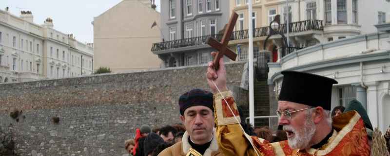 Blessing of the Sea in Plymouth 06