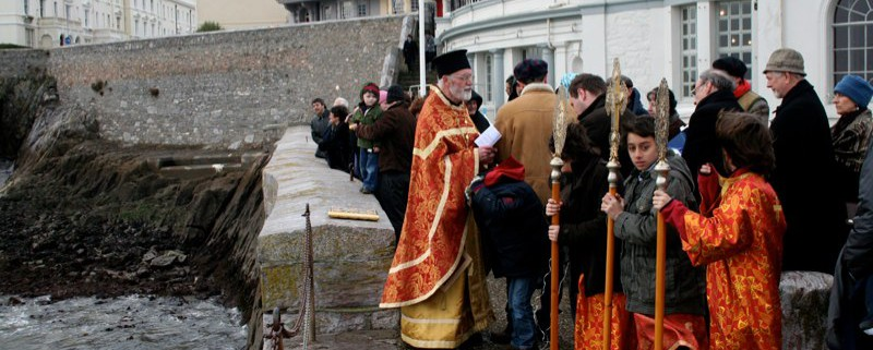 Blessing of the Sea in Plymouth 03